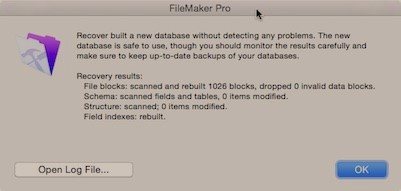 What is FileMaker Corruption